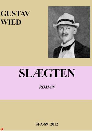 Slægten af Gustav Wied