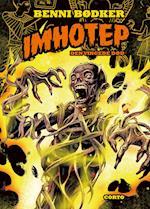 Den vingede død (Imhotep, nr. 1)