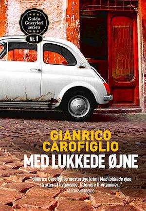 Med lukkede øjne (pb stort format) af Gianrico Carofiglio