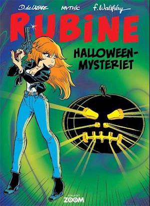 Halloween-mysteriet af Walthéry, Mythic
