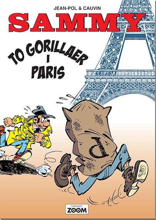 Sammy: To gorillaer i Paris