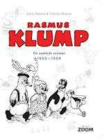 Rasmus Klump: De samlede eventyr 1955-1959 af Vilhelm Hansen, Carla