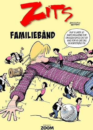 Zits: Familiebånd af Jerry Scott, Jim Borgman