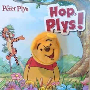 Hop, Plys! af A. A. Milne