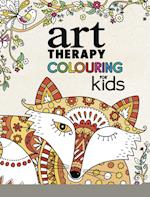 Art Therapy Colouring for Kids (softcover)