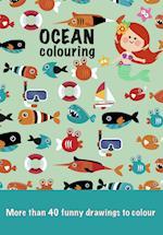 Ocean Colouring