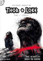 Prøven (Thor og Loke, nr. 1)