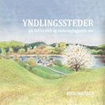 Yndlingssteder på Sjælland og omkringliggende øer