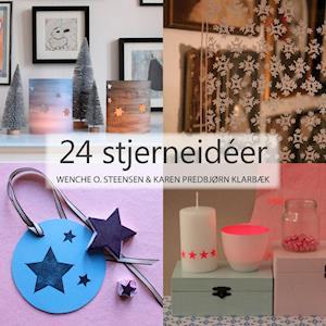 24 stjerneidéer af Karen Predbjørn Klarbæk