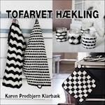 Tofarvet hækling af Karen Predbjørn Klarbæk