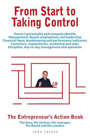 From start to taking control af John Larsen