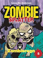 Zombieregn (Zombie splatter, nr. 5)