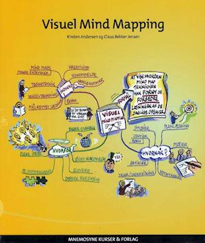 Visuel mind mapping af Kirsten Andersen, Claus Bekker Jensen