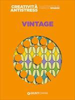 Vintage (Giunti Colouring Books)