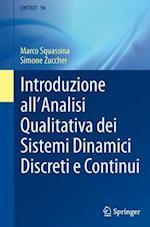 Introduzione All'analisi Qualitativa Dei Sistemi Dinamici Discreti E Continui (Unitext, nr. 96)
