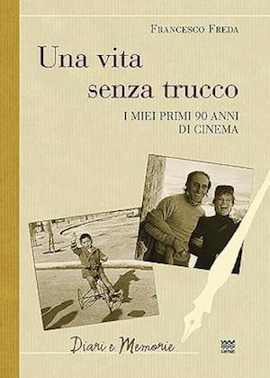 Bog, paperback Una Vita Senza Trucco af Francesco Freda