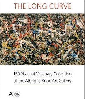 The Long Curve af Louis Grachos, Douglas Dreishpoon, Holly E Hughes