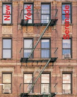 Bog, hardback New York Serenade af Michele Primi