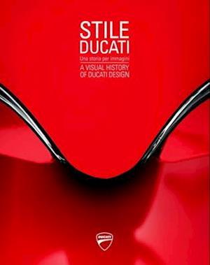 Bog, hardback Ducati 90 Years