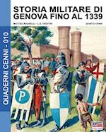 Storia Militare Di Genova Fino Al 1339