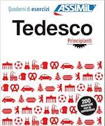 Quaderni di Esercizi Tedesco - Principanti af Bettina Schodel