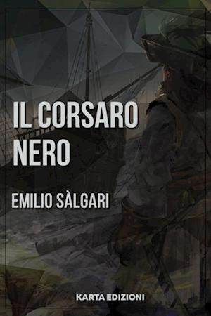 Il Corsaro Nero af Emilio Salgari