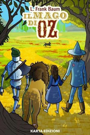 Il mago di Oz af L. Frank Baum