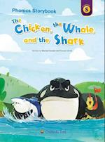 The Chicken, the Whale, and the Shark (Caramel Tree Readers)