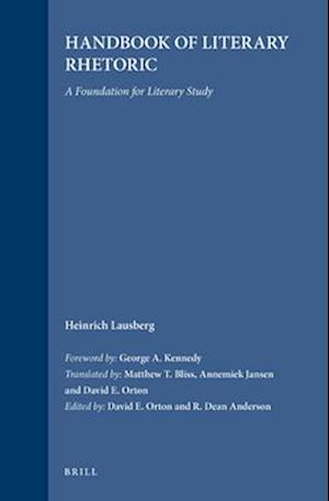 Handbook of Literary Rhetoric af H. Lausberg, Heinrich Lausberg