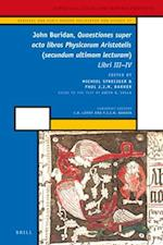 John Buridan, Quaestiones super octo libros Physicorum Aristotelis (secundum ultimam lecturam) (History of Science and Medicine Library Medieval and Early Modern Science, nr. 3)