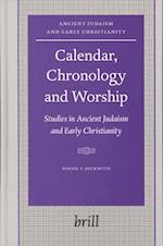 Calendar, Chronology and Worship af Roger T. Beckwith