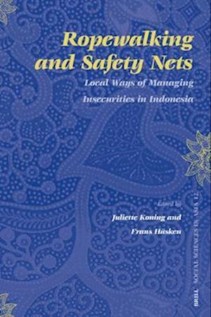 Ropewalking and Safety Nets af Juliette Koning