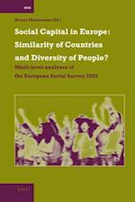 Social Capital in Europe af Heiner Meulemann