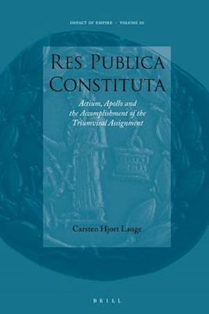 Res Publica Constituta af Carsten Hjort Lange