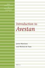 Introduction to Avestan af Javier Martinez