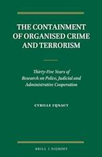 The Containment of Organised Crime and Terrorism