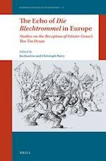 The Echo of Die Blechtrommel in Europe (Radboud Studies in Humanities)