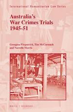 Australia's War Crimes Trials 1945-51 (International Humanitarian Law)