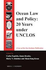 Ocean Law and Policy