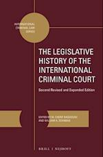 The Legislative History of the International Criminal Court (2 Vols.) (International Criminal Law, nr. 9)