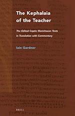 The Kephalaia of the Teacher