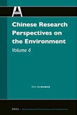 Chinese Research Perspectives on the Environment, Volume 6 (Chinese Research Perspectives, nr. 6)