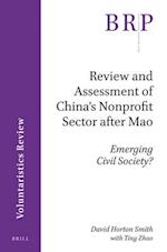 Review and Assessment of China's Nonprofit Sector After Mao (Brill Research Perspectives)