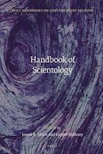 Handbook of Scientology (Brill Handbooks on Contemporary Religion)