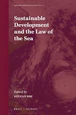 Sustainable Development and the Law of the Sea (Maritime Cooperation in East Asia, nr. 2)