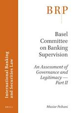 Basel Committee on Banking Supervision (Brill Research Perspectives)