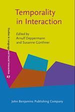 Temporality in Interaction af Arnulf Deppermann