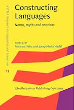 Constructing Languages (Ivitra Research in Linguistics and Literature, nr. 13)