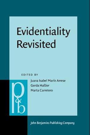 Bog, hardback Evidentiality Revisited