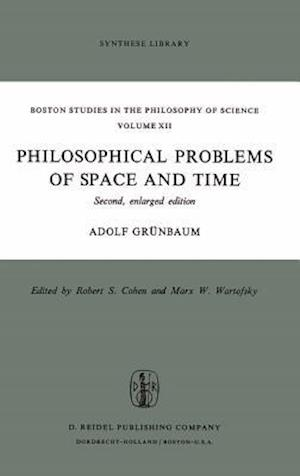 Philosophical Problems of Space and Time af Adolf Grunbaum